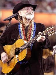Willie Nelson is approaching