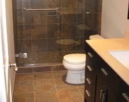 Beige And Black Bathroom Ideas Enchanting Brown Ceramic Interior Bathroom Tile Design Wall