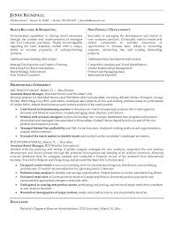 Online Marketing Manager Resume by Example Marketing Cover Letter Best Resume Gallery