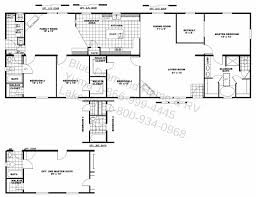 single story house plans with two masters home deco plans