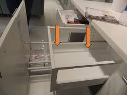 the difference between ikea u0027s two different kitchen drawer types