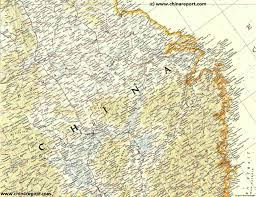 Map Of China Provinces Henan Province China Maps Index By China Report Com