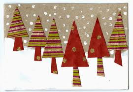 handmade christmas cards part one mrs fox u0027s life home crafts