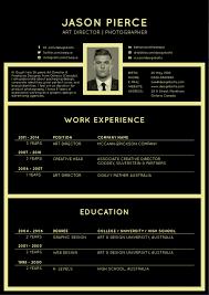 Sample Resume Art Director Resume Objective Examples Art Director     VisualCV ART DIRECTOR