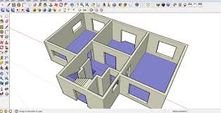 Free Floor Plans For Houses by Free Floor Plan Software Sketchup Review