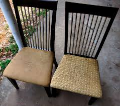 How To Stop Swivel Chair From Turning Repurpose Old Kitchen Chairs Spoonful Of Imagination