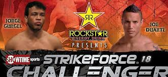 Strikeforce Challengers 18: Gurgel vs Duarte (Videos)