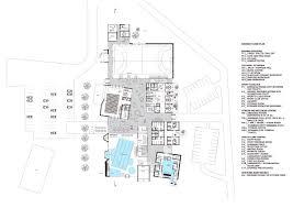 Community Center Floor Plans