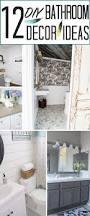 Diy Bathroom Ideas by 208 Best Bathroom Ideas Images On Pinterest Bathroom Ideas Home