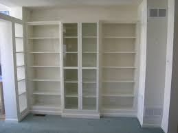 Ikea Glass Shelves by Billy Bookcase Ikea Glass Roselawnlutheran