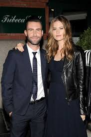 Celebrity engagements and marriages   Newsday Newsday Adam Levine  amp  Behati Prinsloo
