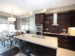 Kitchen Dining Room Designs Smart Kitchen And Dining Room Combo Designs End Home Kitchen