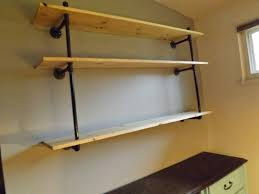 joy 2 sew joy u0027s pipe shelves diy how to