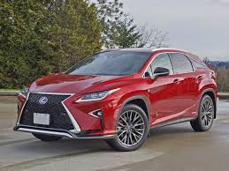 lexus rx panoramic roof 2016 lexus rx 450h f sport awd road test review carcostcanada