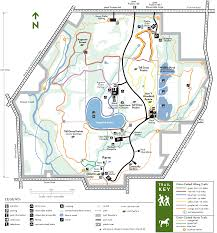 Ohio State Parks Map Possum Creek Metropark Five Rivers Metroparks