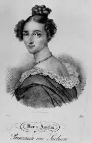 Princess Amalie of Saxony