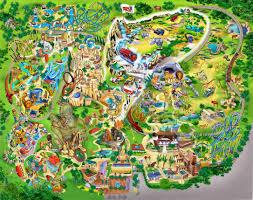 Orlando Universal Studios Map by 104 Best Maps Images On Pinterest Amusement Parks Theme Park