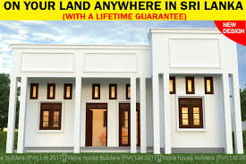 Home Design Plans In Sri Lanka Single Story Vajira House Builders Private Limited Best