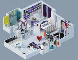 Home Design Free Plans by Online 3d Home Design Free Sweet Home 3d Draw Floor Plans And
