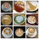 วิธีการทำ Latte Art ทำ Latte Art การทำ Latte Art วิธีทำ Latte Art ...