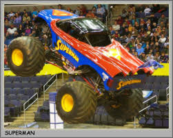 monster truck show in san diego superman monster truck man of steel mos pinterest monster