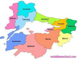 Marmara bölgesinin özellikleri