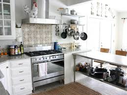 Stove In Kitchen Island Stainless Steel Kitchen Islands Pictures U0026 Ideas From Hgtv Hgtv
