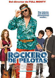 Un rockero de pelotas (2008) [Latino]
