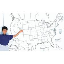 United States Map by Amazon Com Pac78760 Giant Us Map 48in X 72in Wall Maps