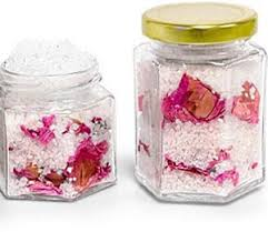 Home-made Bath Salts