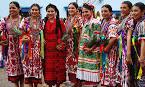 participan <b>grupos étnicos</b>