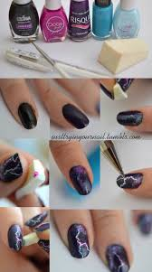 20 amazing and simple nail designs you can easily do at home