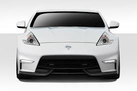 nissan 370z for sale in ga 09 16 fits nissan 370z n 3 duraflex front body kit bumper 112273