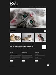 Cat Templates  Cat Web Templates TemplateMonster Cat Responsive WordPress Theme