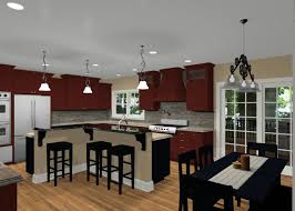t shaped kitchennd home design gorgeous l with unit metal pricends