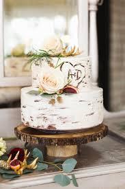 deco nature chic 36 rustic wedding cakes brides