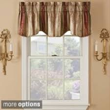 Tuscan Style Kitchen Curtains by P U003ethe Light And Charming Window Treatments Of The Eden Collection