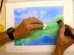watercolor technique 5 ways to lift u0026 erase dry paint