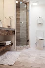 Walk In Shower Ideas For Small Bathrooms Fixer Upper U0027s Best Bathroom Flips Hgtv Midcentury Modern And