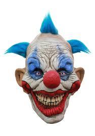 killer clown costume spirit halloween dammy the clown mask