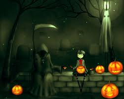 cool halloween backgrounds collection 57