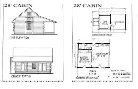 Log Cabin Style House Plans Cottage Style House Plans Under 1000 Sq Ft