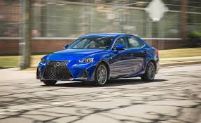 lexus f sport price 2017 lexus is review car and driver