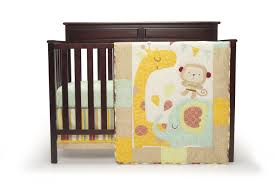 Monkey Crib Set The Right On Mom Vegan Mom Blog Nursery Decorating Monkey