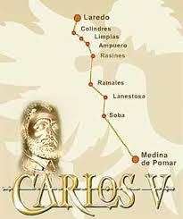 Ruta de Carlos V
