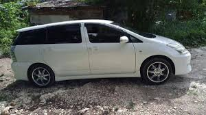 toyota wish 2008 toyota wish for sale in kingston jamaica for 1 400 000