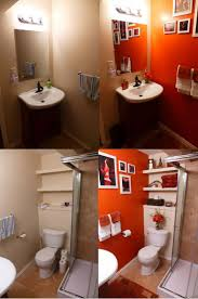 14 best bathrooms in orange images on pinterest bathroom ideas