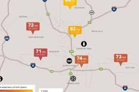 Raleigh Zip Code Map by Atlantans U0027 Life Expectancy Varies Widely By Zip Code Curbed Atlanta