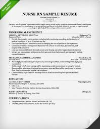 Recruiting Resume Examples by Skillful Resumes For Nurses 5 Nursing Resume Example Sample Nurse