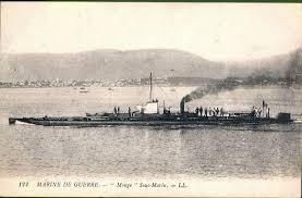 French submarine Germinal